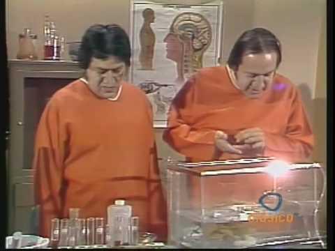 Los Hermanos Lelos en El Show de los Polivoces 1/2