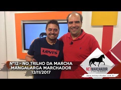 #12 - NO TRILHO DA MARCHA - NET MARCHADOR - MANGALARGA MARCHADOR 13/11/2017 HD