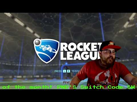 Show off your skills live on YouTube! ROCKET LEAGUE LIVE! PND STREAM!