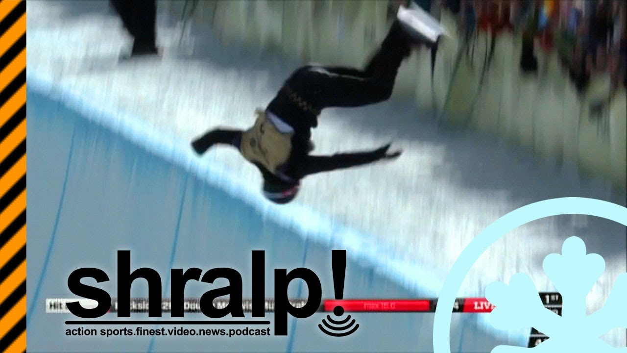 Video: Super Slow Motion Burton US Open Superpipe: Vito, Hirano & White – shralp! #207