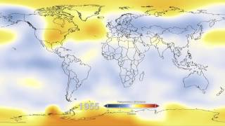 Global Temp. Anomalies: 1880 To 2012