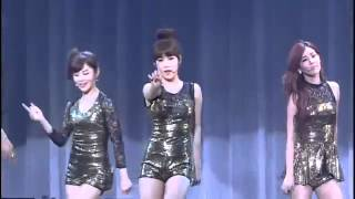 T-Ara - T.T.L (Time to Love) live