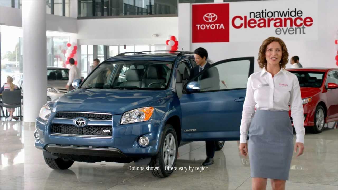 Toyota Commercial Spokeswoman Autos Post