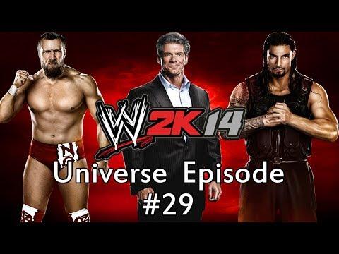 WWE 2K14 Universe Mode - Episode 29: Tap or Snap