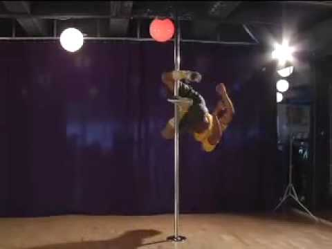 Advanced Male Pole Dancer @ BeSpun ★