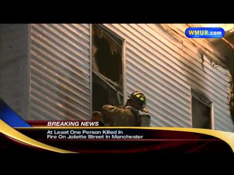 NH fire lieutenant injured battling apartment fire