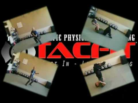 TACFIT COMMANDO- The Military fitness workouts