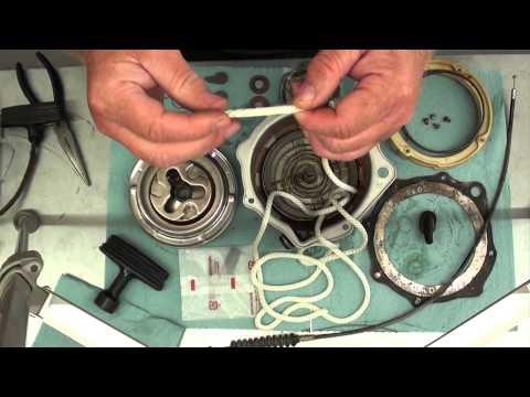 Hình ảnh trong video Pt.1 Honda ATC 185 - 200 Recoil Starter Repair