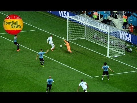 ENGLAND vs URUGUAY Highlights Final Result 1-2 World Cup 2014