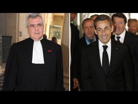 Écoutes de Sarkozy : l'avocat Thierry Herzog et deux magistrats en garde à vue