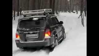 Hyundai Terracan - Вездеход (Зима 2011)