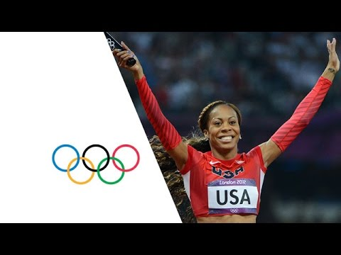 Athletics Women's 4 x 100m Relay Final Full Replay - London 2012 Olympic Games