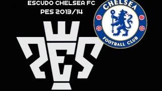 Escudo: CHELSEA FC (PES 2014 Ps2)