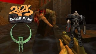[Quake 2 - Gameplay]