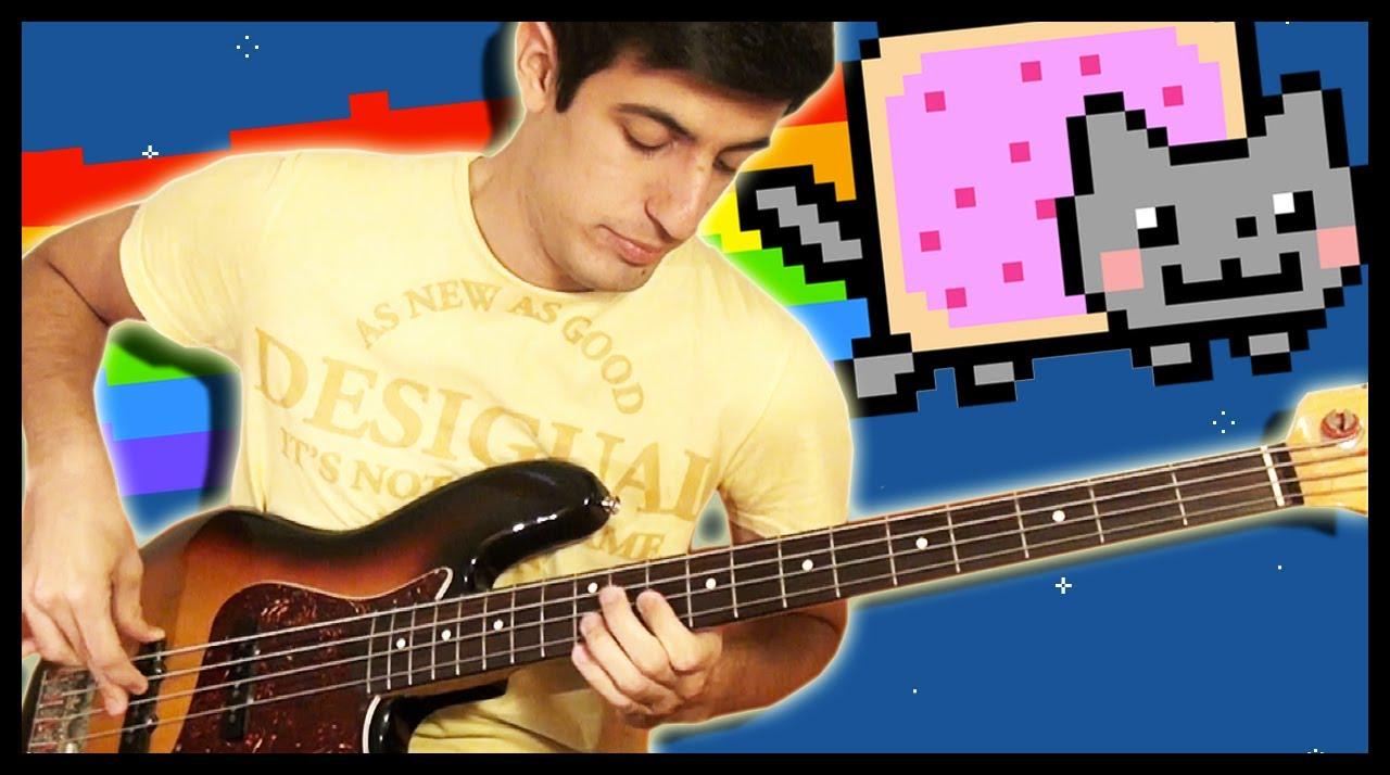 Nyan Cat à la basse