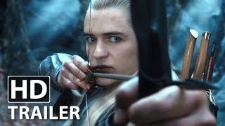 The Hobbit 2: The Desolation Of Smaug Official Trailer