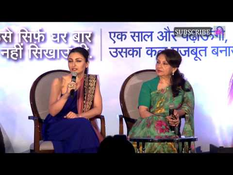 Soha Ali Khan and Sharmila Tagore celebrates Mother's Day with Clinic Plus | Part 2