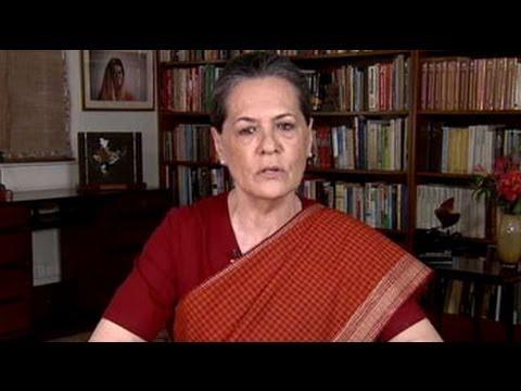 BJP will ruin 'Bharatiyata', 'Hindustaniyat': Sonia Gandhi