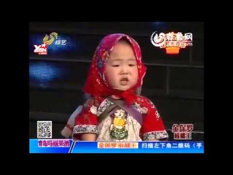 Tìm kiếm tài năng TQ Cậu bé 3 tuổi gây sốt