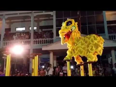 Múa Lân Trung Thu 2014, Hải Phòng - Lion Dance 2014 - Haiphong