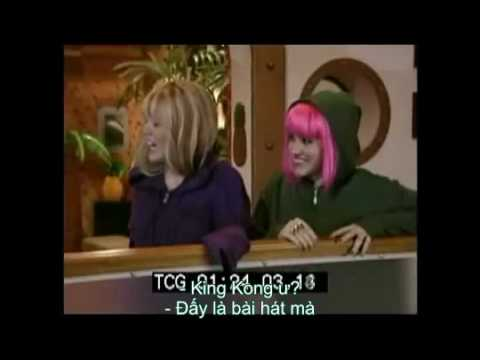 [SGVF VietSub] Wizards on Deck with Hannah Montana - Behind the Scenes