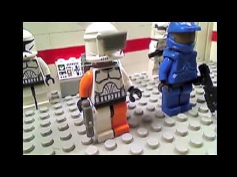 Lego Halo 4 Movie- Knightmare Part 1