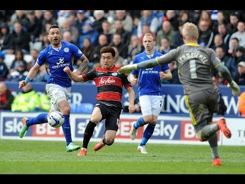 MATCH HIGHLIGHTS: LEICESTER CITY 1, QPR 0