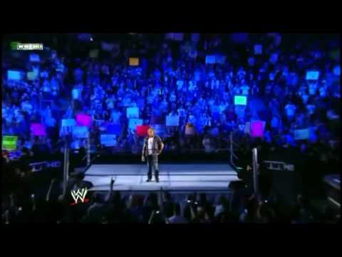 Edge returns to SmackDown and he was interrupped by Sheamus - 2014