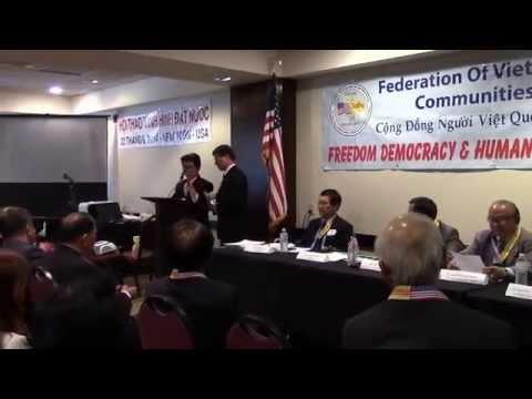 Hội Thảo Việt Nam và Biển Đông phần 2:Chính sách Hoa Kỳ - UNCLOS là gì?