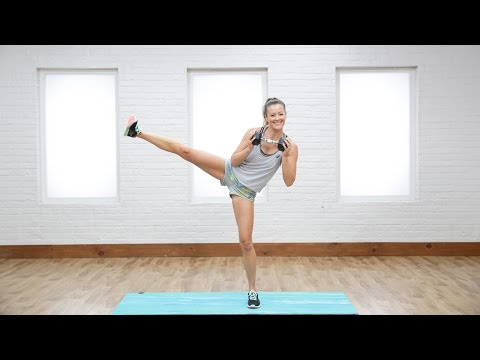 10 Moves For Tight and Toned Thighs | Class FitSugar