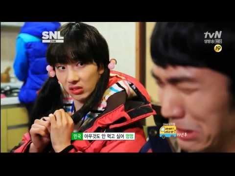 [Vietsub][130413] SNL Korea 2AM -