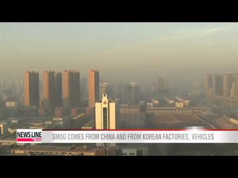 Wave of smog, fine dust envelops Korea once again