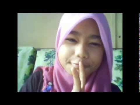 Cara Memakai Tudung Bawal Macam Najwa Latif