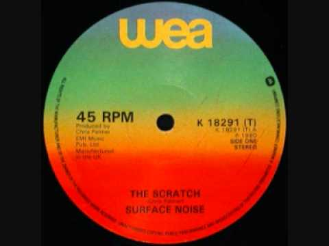 Jazz Funk - The Scratch - Surface Noise