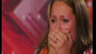Niki Evans I Will Always Love You Audition X Factor