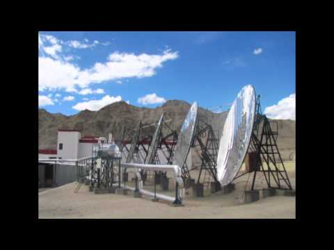 A solar-powered future for India's Ladakh region