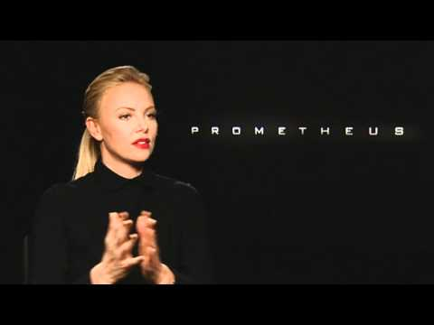 Prometheus Special - Charlize Theron interview - 'no holds barred'
