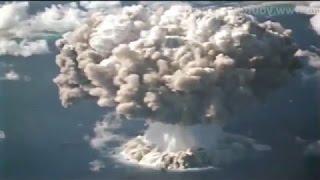 Diferencia entre una bomba atómica y una de Hidrógeno