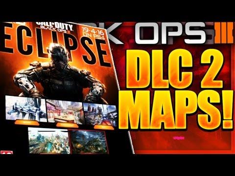 "NEW Black Ops 3 ""DLC 2 ECLIPSE"" - VERGE, KNOCKOUT, RIFT ..."