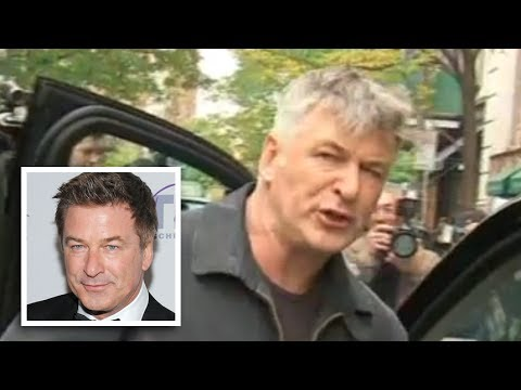 Alec Baldwin Exits Public Life - He's Mad, Bitter & Really Honest