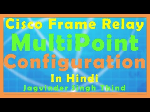 Frame Relay - MultiPoint Configuration.avi