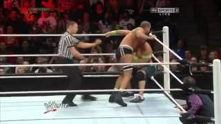 [wwe raw / 17-02-2014] Video
