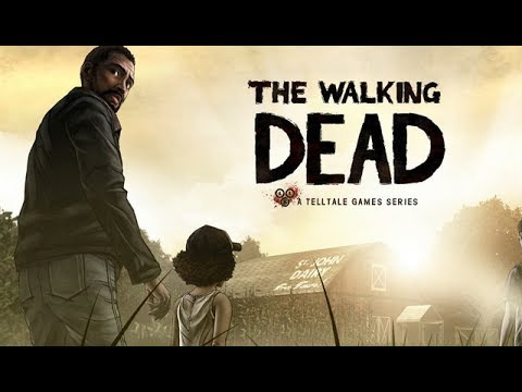 The Walking Dead: Season 1 - Episode 2 : Gameplay Walkthrough PS4 - Starved For Help: Part 3 of 3