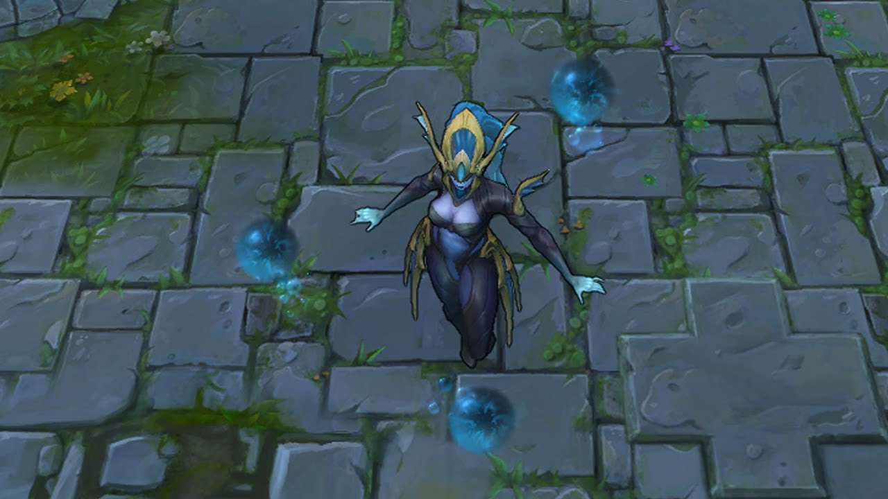 LoL : Skins, Patch Syndra - League of Legends