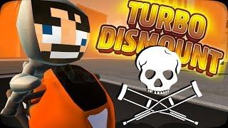 Turbo Dismount | Derp SSundee in Jacka**