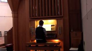 Pirates of the caribbean on Church organ - A musical journey