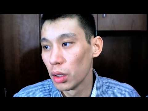 Jeremy Lin after Rockets rout Kings 1/22/2014