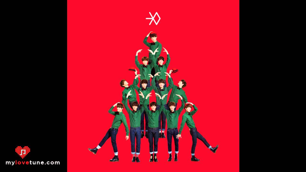 EXO (엑소) -- 十二月的奇迹 (Miracles In December) (Chinese Ver
