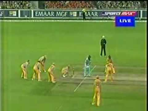 funniest field set ever in Cricket