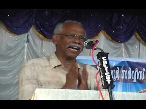 M.N.Karassery on Abdurahiman Sahib at Kodiyathur- 23 Nov 2012- Part 1